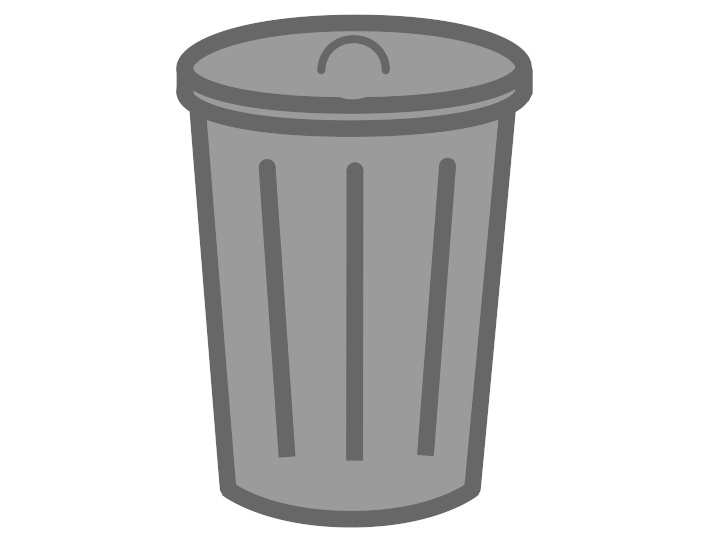 Trash Can PNG - 10450