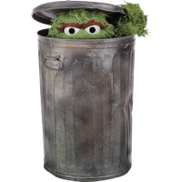 Trash Can PNG - 10449