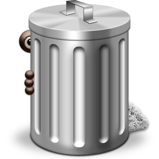 Trash Can PNG - 10452