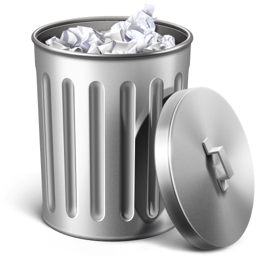 Trash Can PNG - 10458