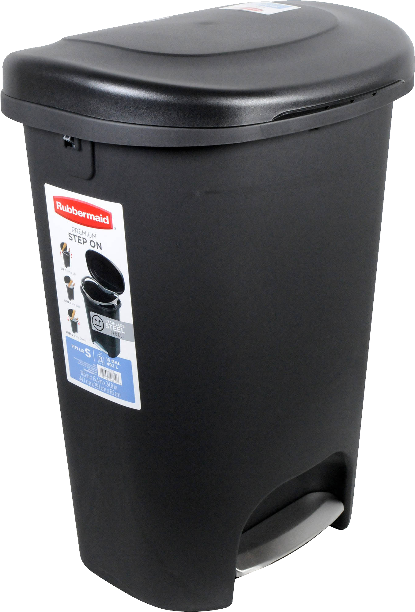 Trash Can PNG - 10456