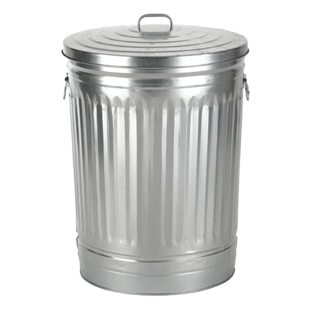 Trash Can PNG - 10445