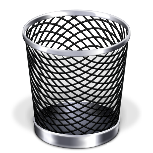 Trash Can PNG - 10461