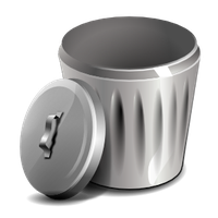 Trash Can PNG - 10462