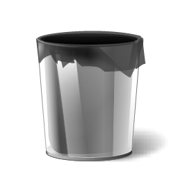 Trash Can PNG - 10447