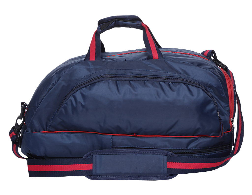 Travel Duffle Sports Bag PNG Transparent Image - Luggage PNG