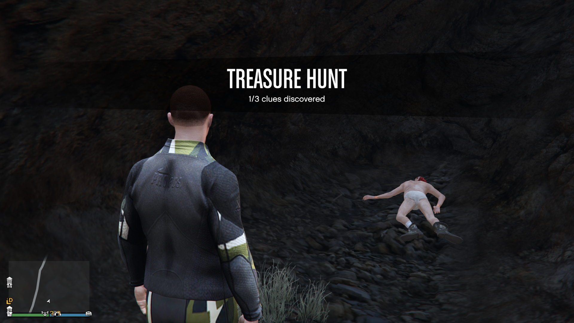 Treasure Hunt-GTAO-1st new Clue.png - Treasure Hunt PNG HD