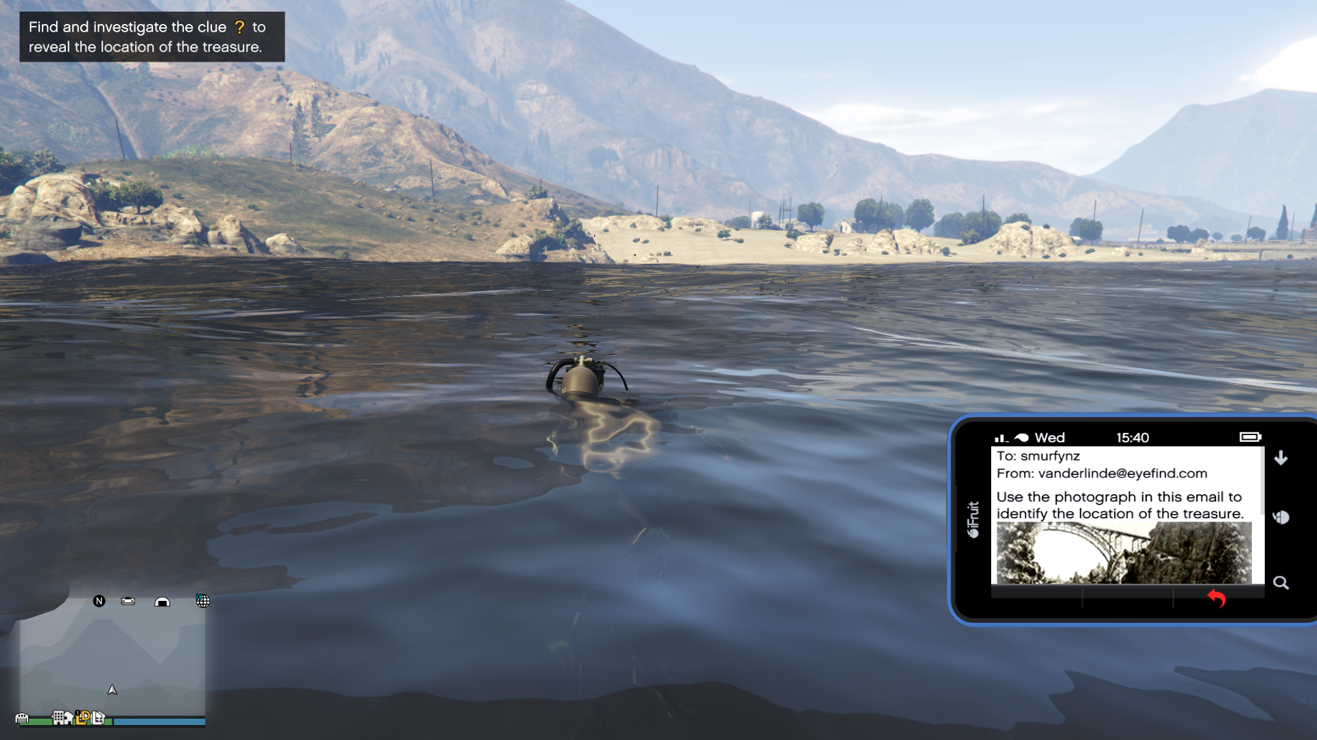Treasure Hunt-GTAO-Email.png - Treasure Hunt PNG HD