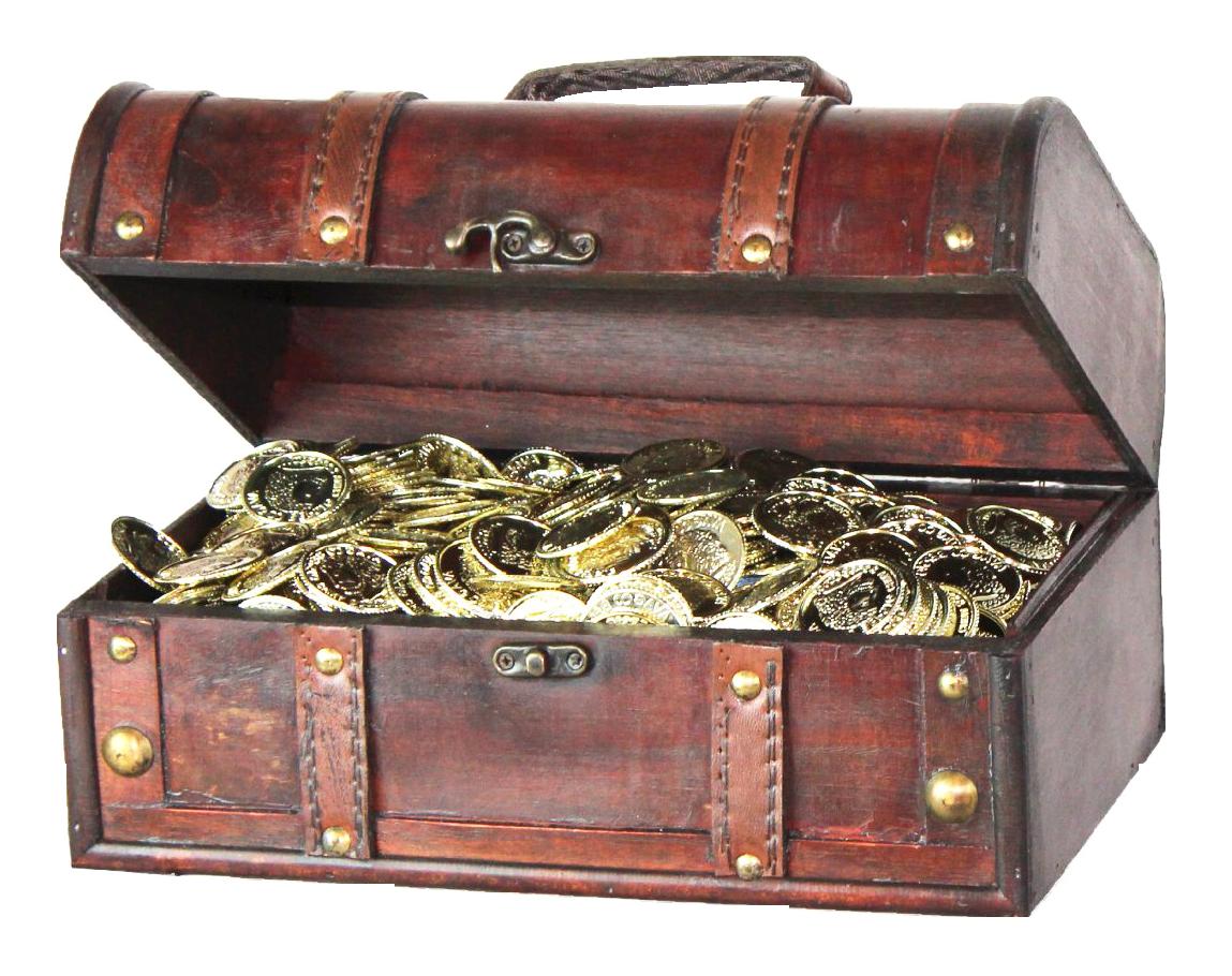 Treasure PNG - 16717