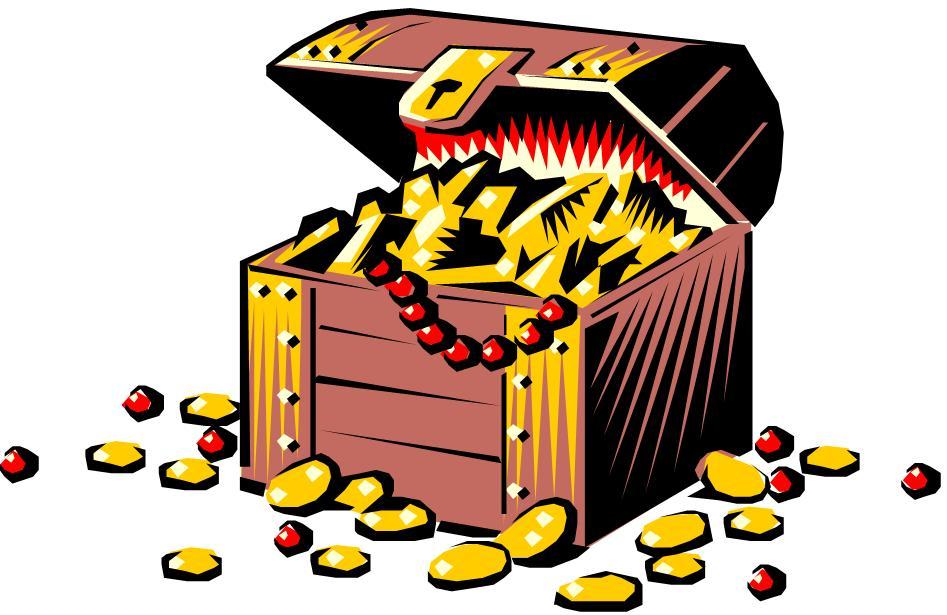 Treasure PNG - 16715