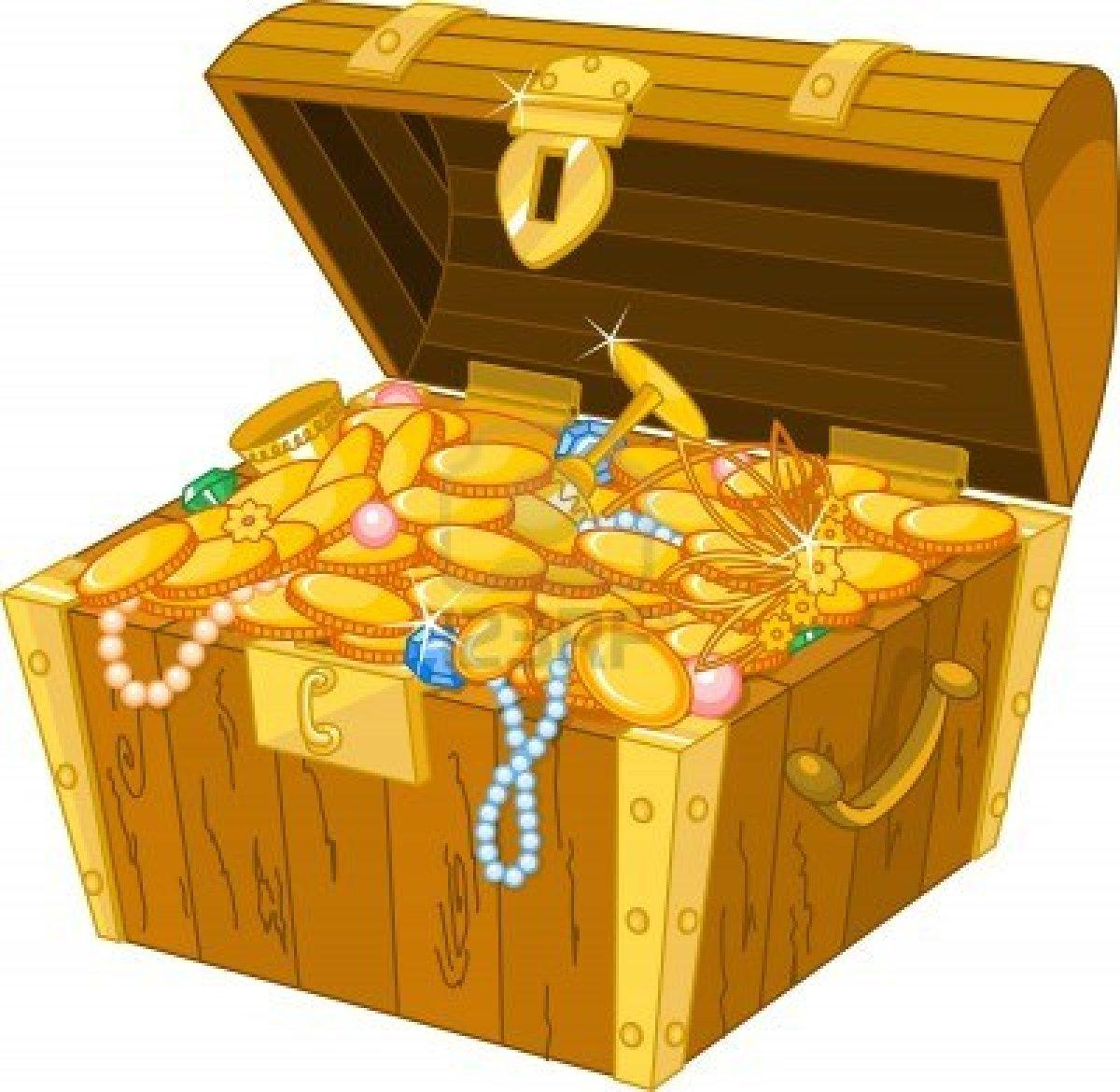 Treasure PNG - 16711