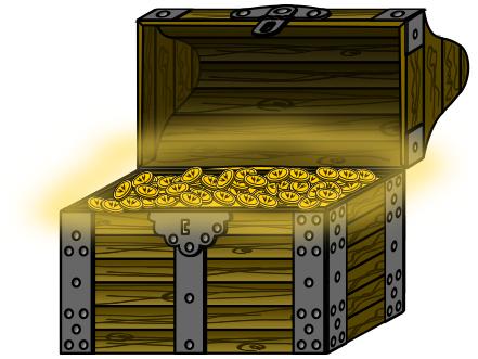 Treasure PNG - 16719