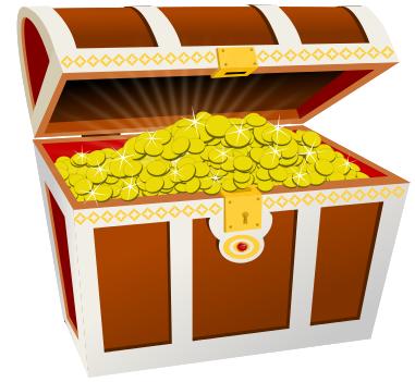 Treasure PNG - 16718