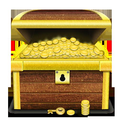 Treasure PNG - 16713