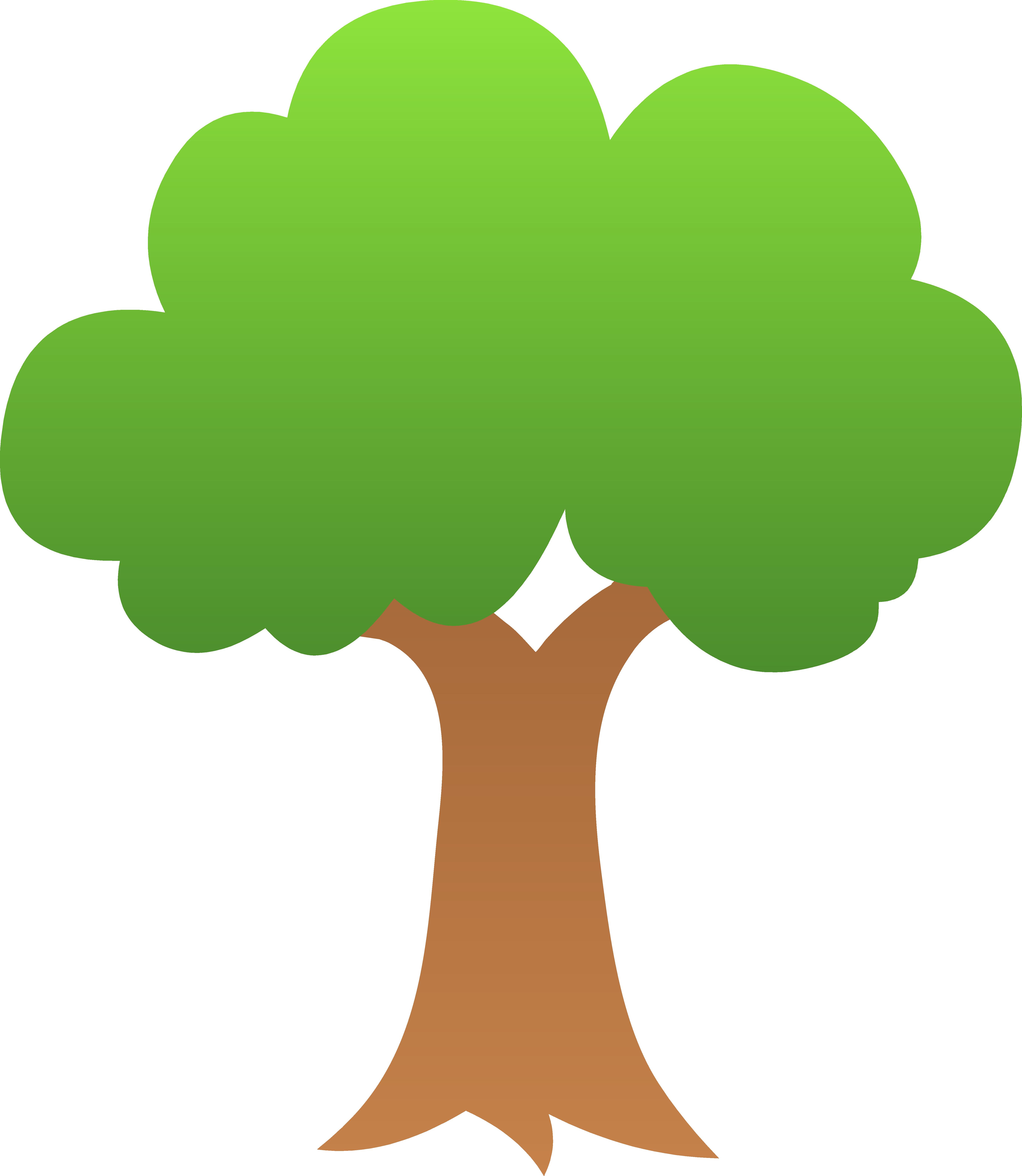 Tree Clip Art 1 - Tree Clipart PNG
