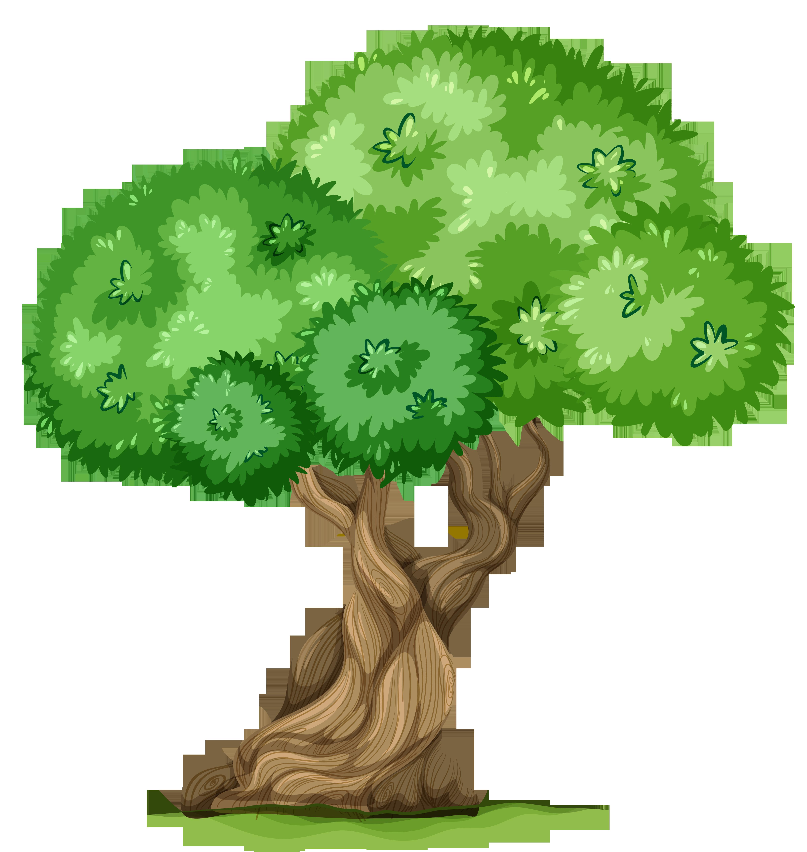 Tree Clip Art 60 - Tree Clipart PNG