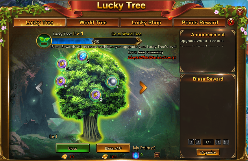 Lucky Tree.PNG - Tree Full Of Angels PNG