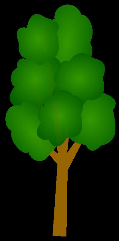 Tree PNG Vector - 56471