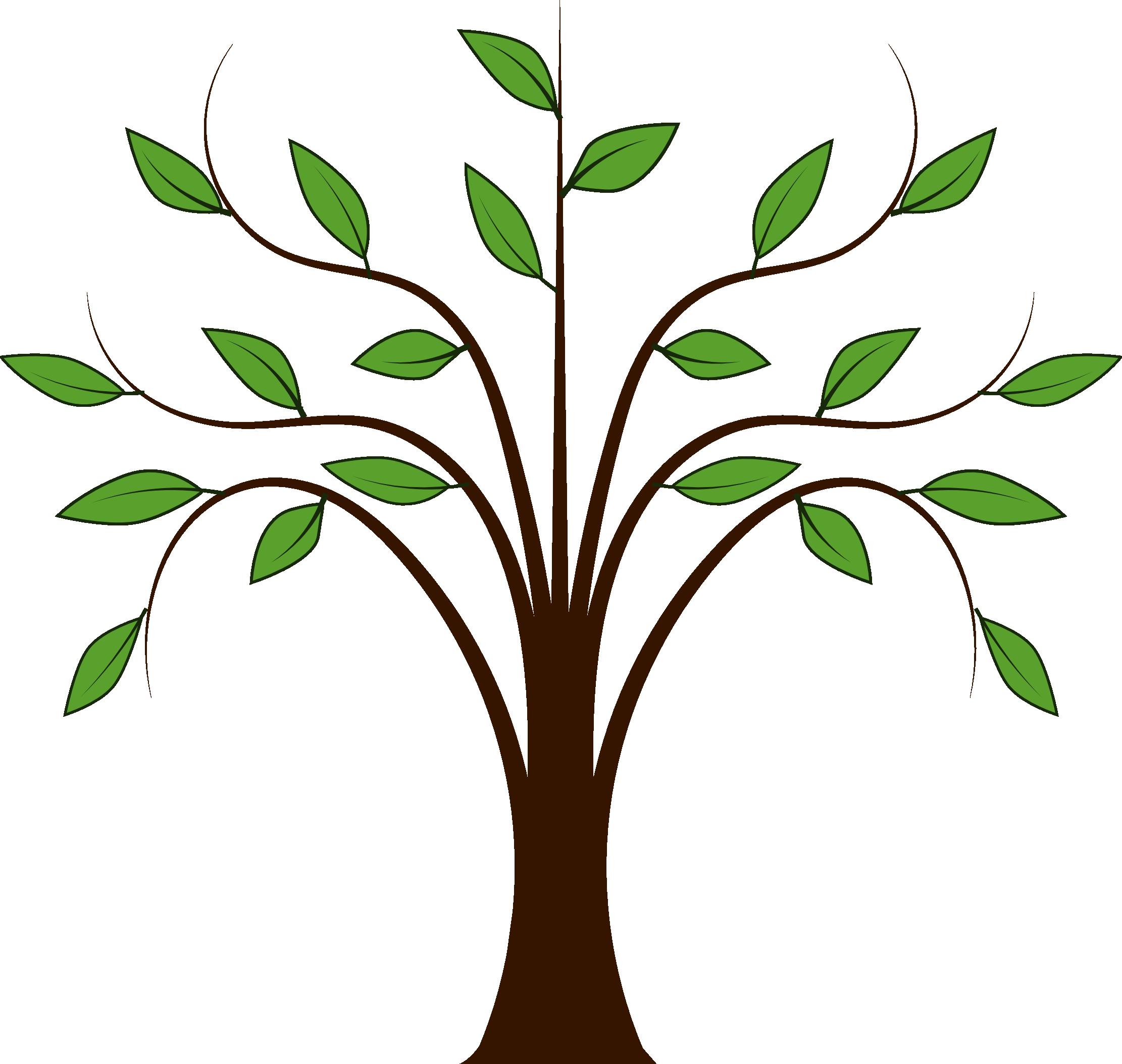 Tree PNG Vector - 56470