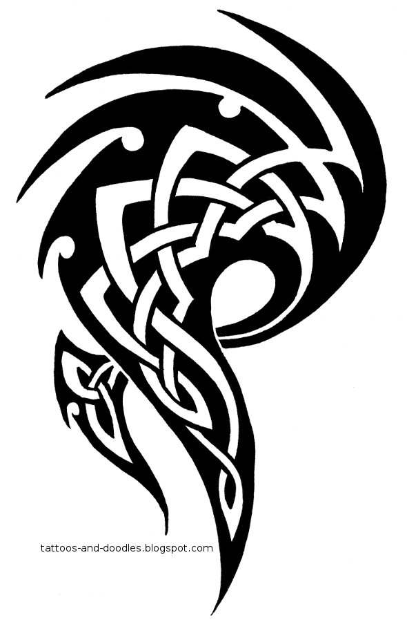 Tribal Celtic Tattoos Png image #19369 - Tribal Tattoos PNG