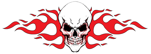 Tribal Skull Tattoos Png Picture PNG Image - Tribal Skull Tattoos PNG