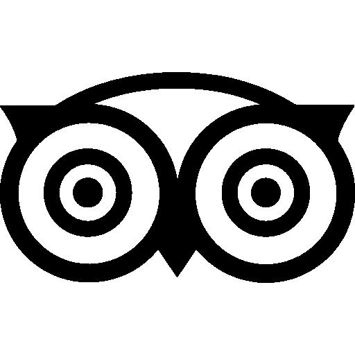 Tripadvisor logotype free icon - Tripadvisor PNG