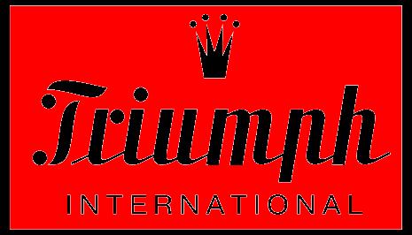 Triumph Logo Vector PNG - 110446