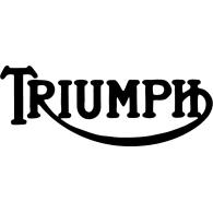 Triumph Logo Vector PNG - 110442