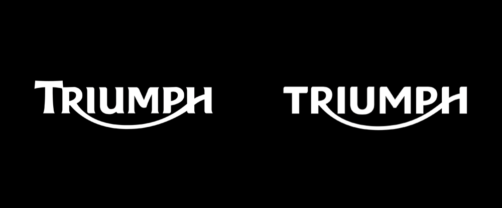 New Logo for Triumph Motorcycles by Wolff Olins - Triumph Logo Vector PNG