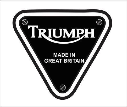 Triumph Logo Vector PNG - 110449