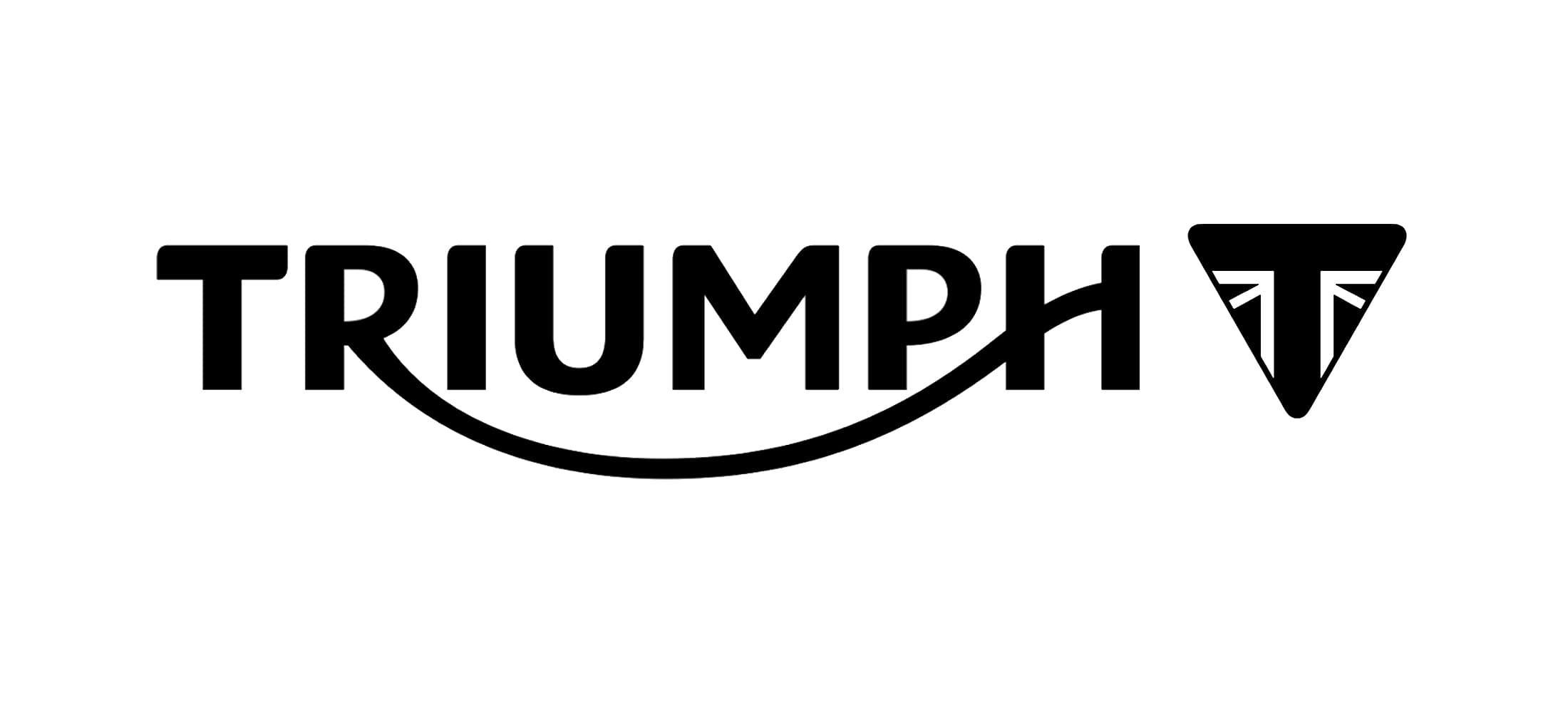 The very first «Triumph» motorcycle was released in 1902. That was a  reinforced bicycle frame, equipped with a Belgian engine «Minerva» of  239cm³. - Triumph Logo Vector PNG