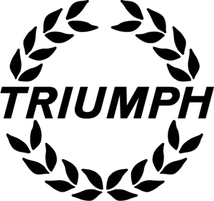 Triumph Logo Vector PNG - 110451