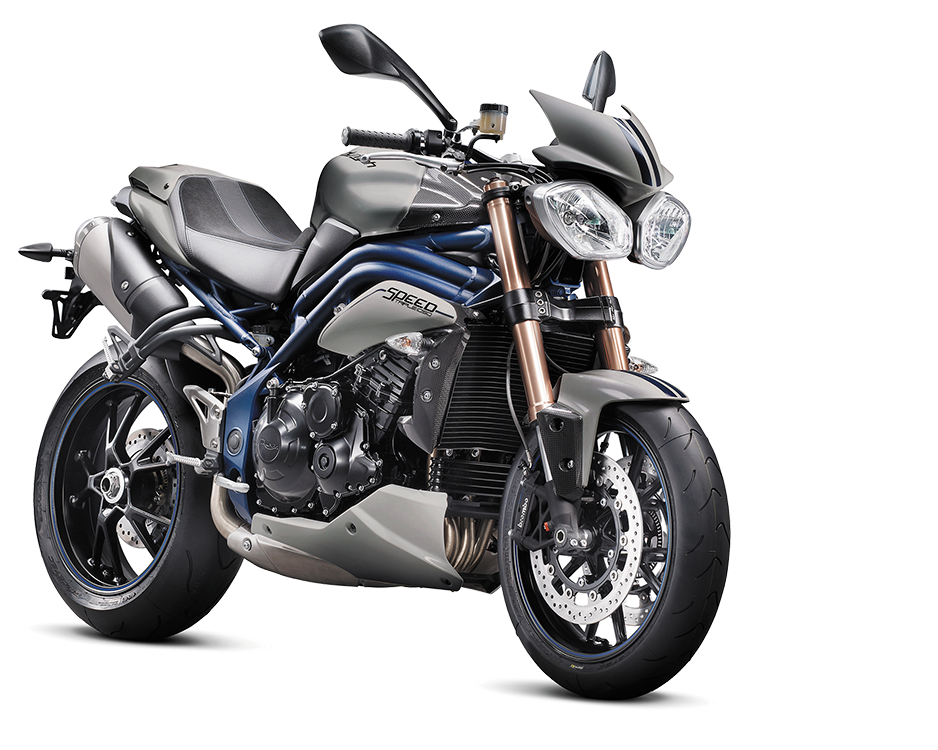 Triumph launches Special Edition versions of the Bonneville and Speed  Triple. - Triumph Motorcycles PNG