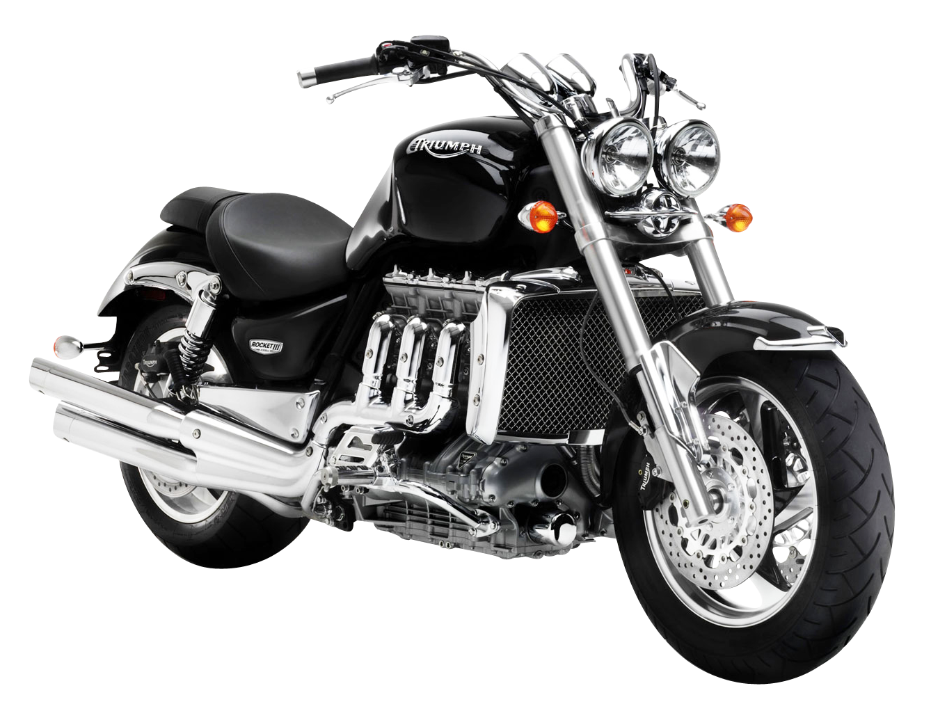 Triumph Motorcycles PNG - 37937
