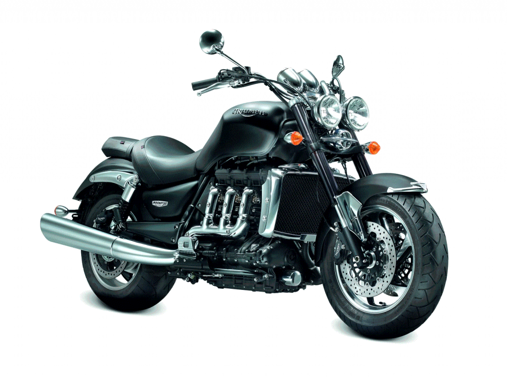 Triumph Motorcycles PNG - 37941