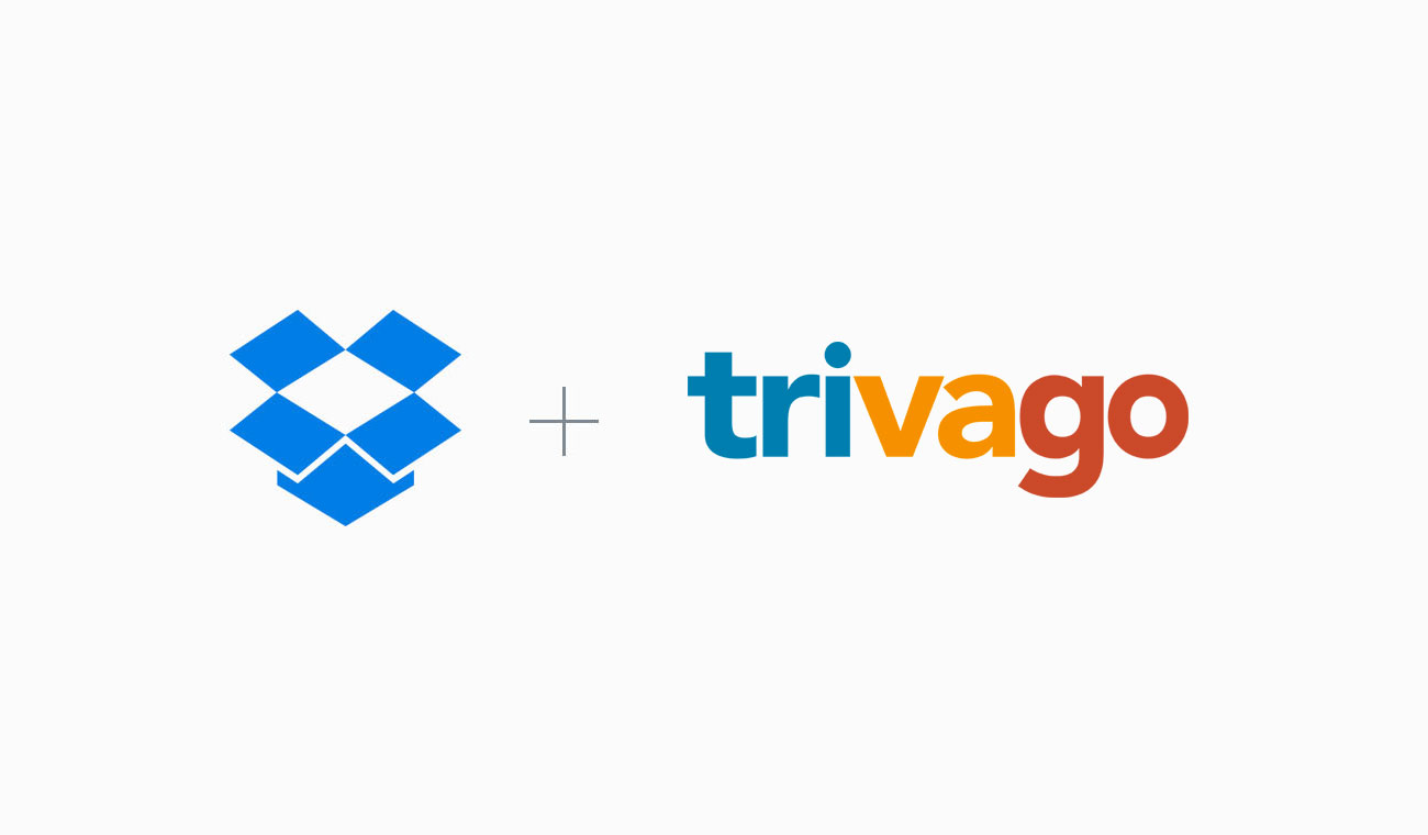 Trivago deploys dropbox business to keep their growing team - Trivago Logo Vector PNG