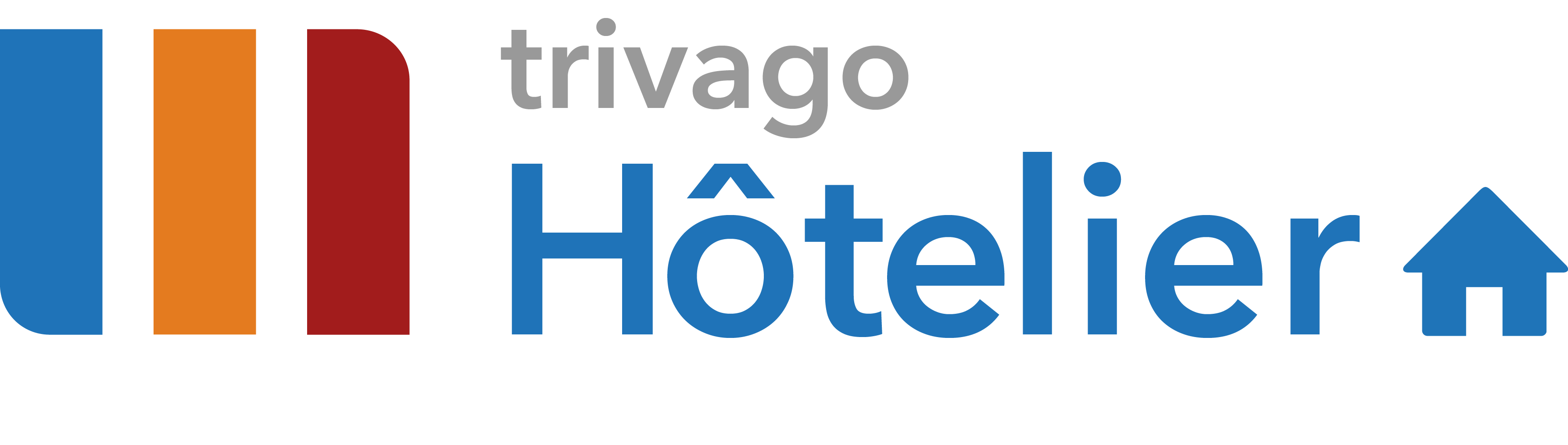 File:Trivago Hotelier Logo.png - Trivago PNG