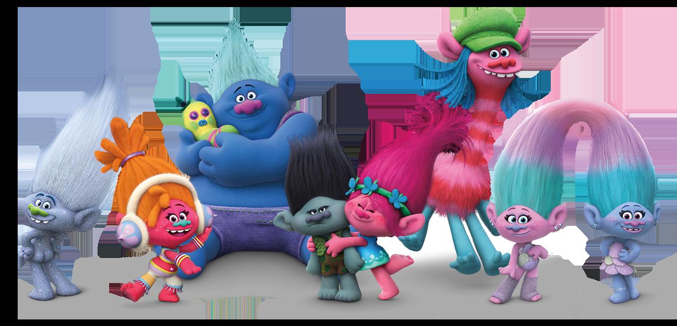 Explore landing trolls.png - Trolls PNG HD