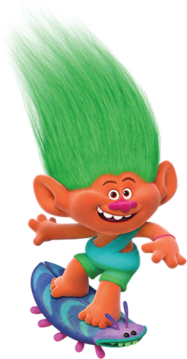 Trolls More - Trolls PNG HD