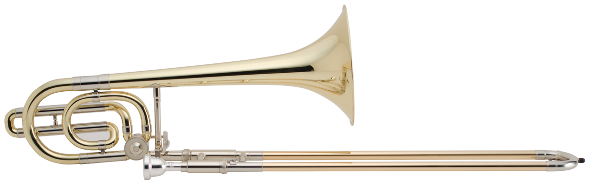36H C.G. CONN ALTO Trombone Outfit - Trombone HD PNG