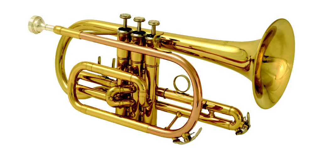 Brass Band Instrument Free Download PNG - Trombone HD PNG