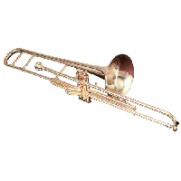 Trombone Transparent PNG Image - Trombone HD PNG