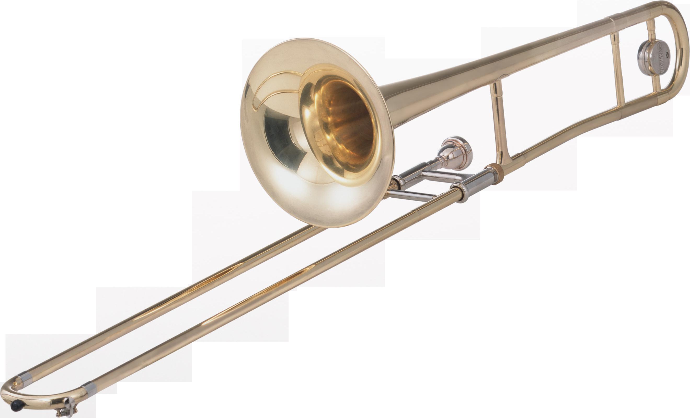 Trombone PNG-PlusPNG.com-2640 - Trombone PNG