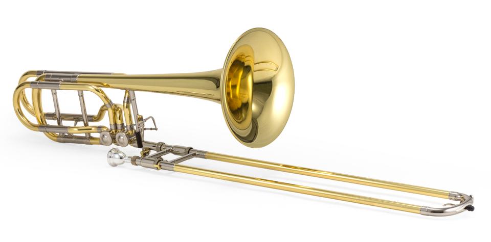 Trombone PNG - 17667