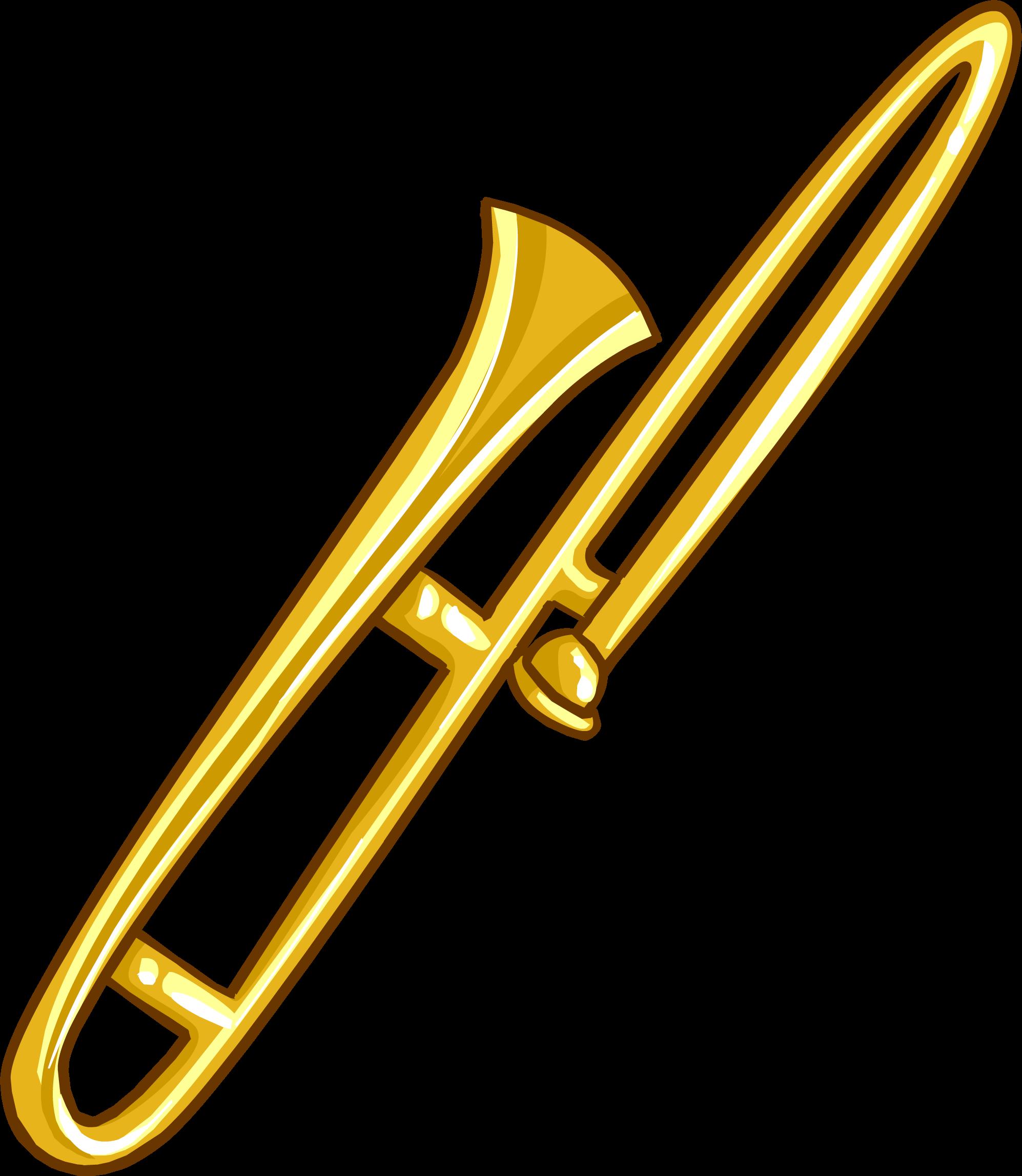 Trombone PNG - 17659