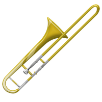 Trombone Free Download Png PNG Image - Trombone PNG