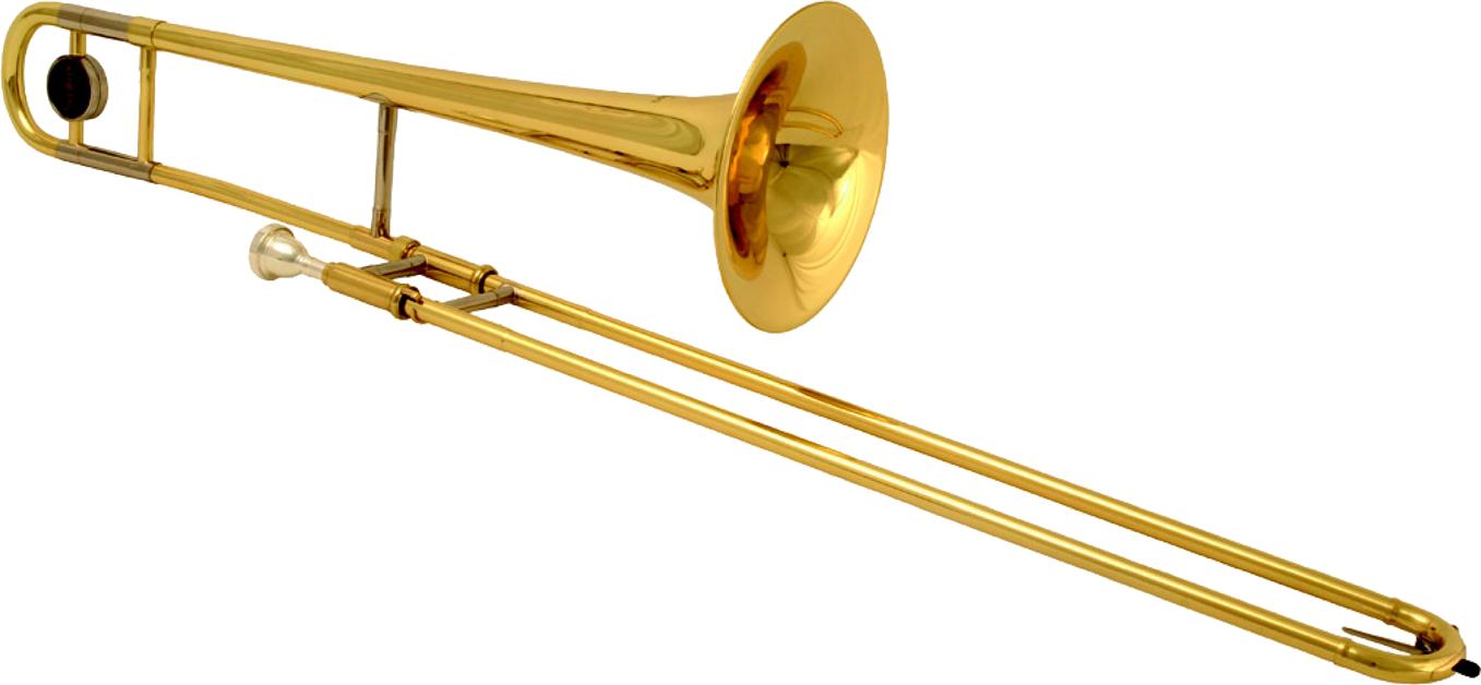 Trombone PNG - 17657