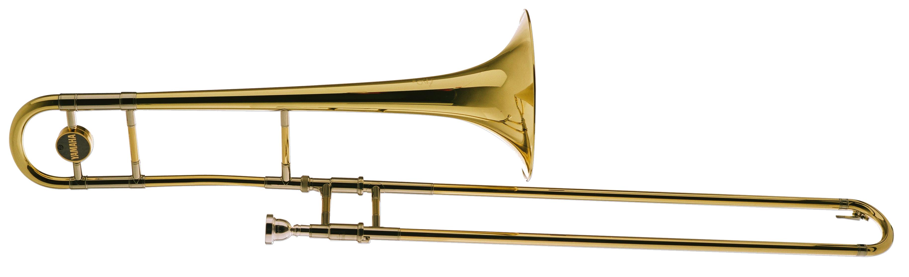 Trombone PNG - 17652