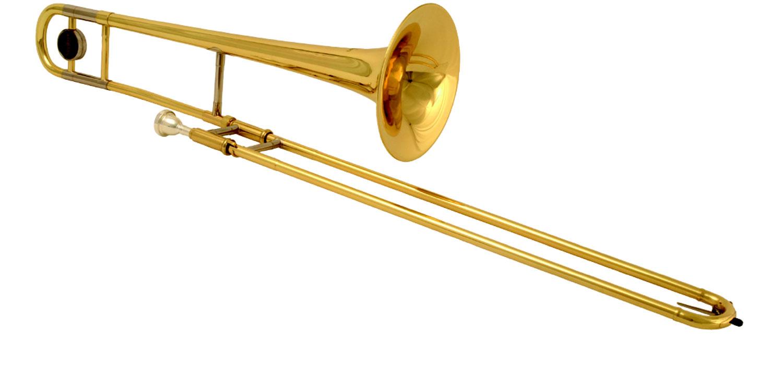 Trombone PNG - 17656