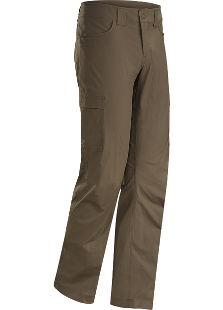Lightweight, air permeable TerraTex™ nylon trekking pants patterned for  maximum mobility. - Trousers PNG HD